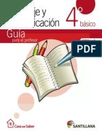 Lenguaje 4 Prof