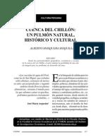Cuenca Chillon