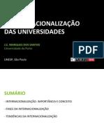 Forum Apresentacao Internacionalização