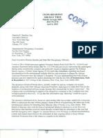 Leonard Rowe's DDC Complaint re