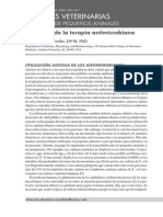 Principios de La Terapia Antimicrobiana