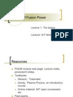 Lecture1 Basics