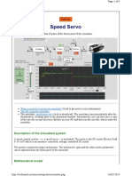 Techteach.no Simview Speedservo Index