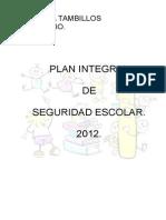Plan de Seguridad 2012 (Si)