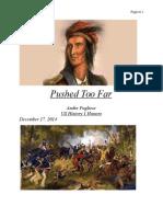 Tecumseh's War