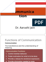 Communication OB PPt