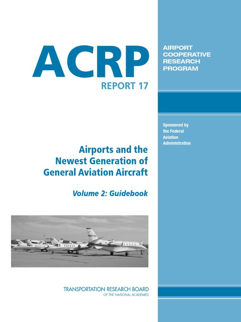 acrp rpt 017v2 pdf airport runway