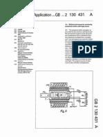 GB Patent 2130431