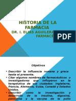 Historia de La Farmacia