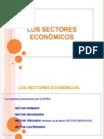 LOS SECTORES ECONÓMICOS 10°