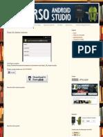 Curso Android Studio - Base de Datos Remota