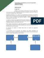 Actividad 1 Excel y Access