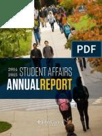 JCU Student Affairs Annual Report