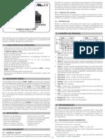 Controlador de Temperatura m k48e-k49e Ir r5