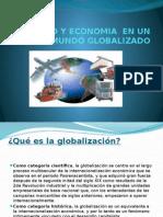 Sociedad y Economia en Un Mundo Globalizado