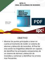PRESENTACION NFPA 72