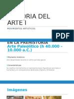 Historia Del Arte 1 - Exposición