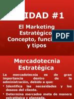 UNIDAD 1 Marketing Estratégico
