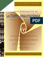 Analisis Comparativo de La Forma Arquitectonica Ver Pag 75