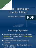 Chapter Fifteen Tracking Surveillance