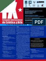 IX Coloquio Internacional de Estética y Arte