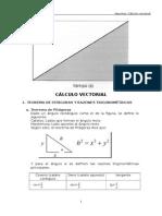 0 Apuntes de Cálculo Vectorial