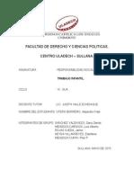 RESPONSABILIDAD SOCIAL VI TRABAJO INFANTIL 2015..docx
