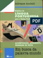 Andalo, Adriana - Didatica de Lingua Portuguesa Escola Fundamental