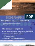 Isometric SIGGRAPH 2004
