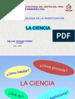 LA CIENCIA - PRESENTACION