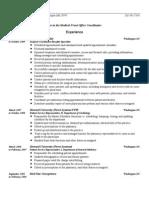 Jobswire.com Resume of keciasherri