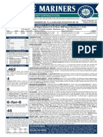09.04.15 Game Notes
