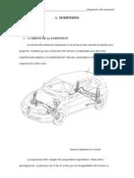 Sistemas de suspension en el automovil