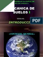 01.01 Introduccion Mca Suelos I