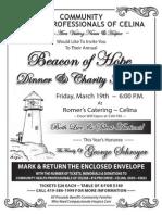 Beacon of Hope Invitation