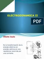 Electrodinamica II - 2015