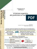 Capitulo 1 Historia Folclore Argentino
