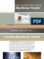 Tracking Big Money Trends