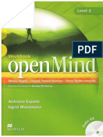 OpenMind Workbook Level 1