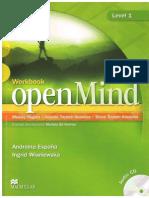OpenMind Workbook Level 1