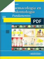 Farmacologia en Odontologia