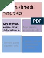 Joyería Fina y Lentes de Marca, Relojes