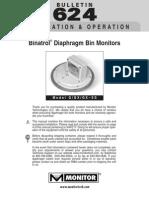 Binatrol Sensor de Presión