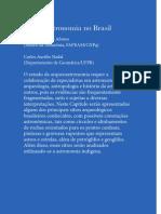 Arqueoastronomia No Brasil Germano Afonso