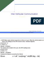 InterVehicular Communications