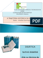 Aula n01 - Historia Da Didatica