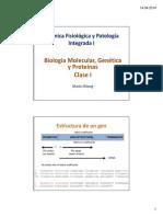 Biolog a Molecular 1
