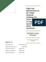 URBAN RENEWAL GROUP 12.docx