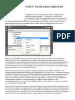 Autodesk AutoCAD Civil 3D dos mil quince Ingles & De España 64 Bit