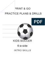 Print & Go Practice Plans & Drills